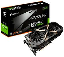 GigaByte GV-N108TAORUS-11GD AORUS GeForce GTX 1080 Ti 11G Graphics Card
